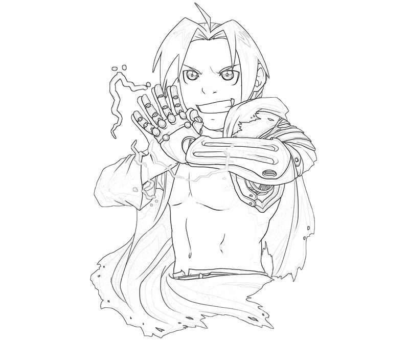 printable-edward-elric-pose_coloring-pages-1