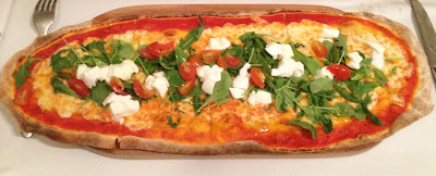 Pizza, Mozzarella,Bufala, Blog Esteban Capdevila