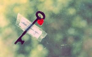 A chave do seu coração