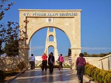 26 Haziran Çanakkale Şehitlik Turu