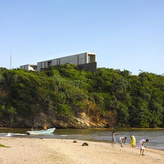 Casa Tadao Ando. Luz, Hormigón, Naturaleza