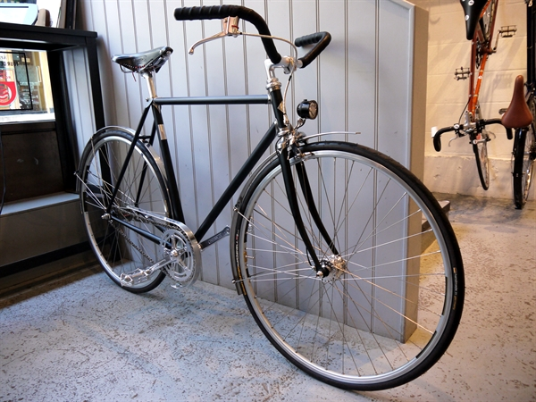 Reid Vintage Roadster Bike Online - Reid Cycles