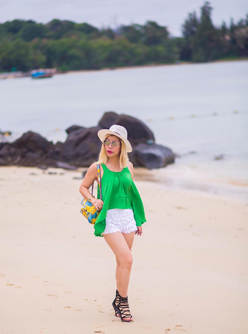 Beautiful Panwa Beach, Thailand