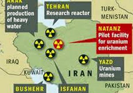 La bomba atómica de Irán