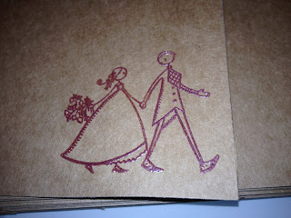 invitacin de boda handmade