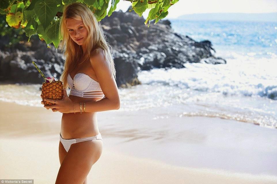 Victorias %2BSecret Angels sexy swimwear 2015 trend summer fashion 2 Victoria Secret 2015 mayo bikini koleksiyonu, yeni sexy Victoria Secret 2016 bikini modelleri