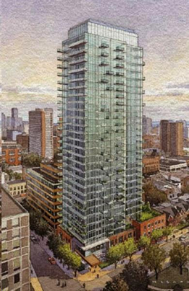 75 St Nicholas Condos Toronto For Sale/Rent