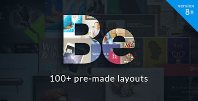 Download BeTheme v8.9 Responsive Multi-Purpose WP Theme