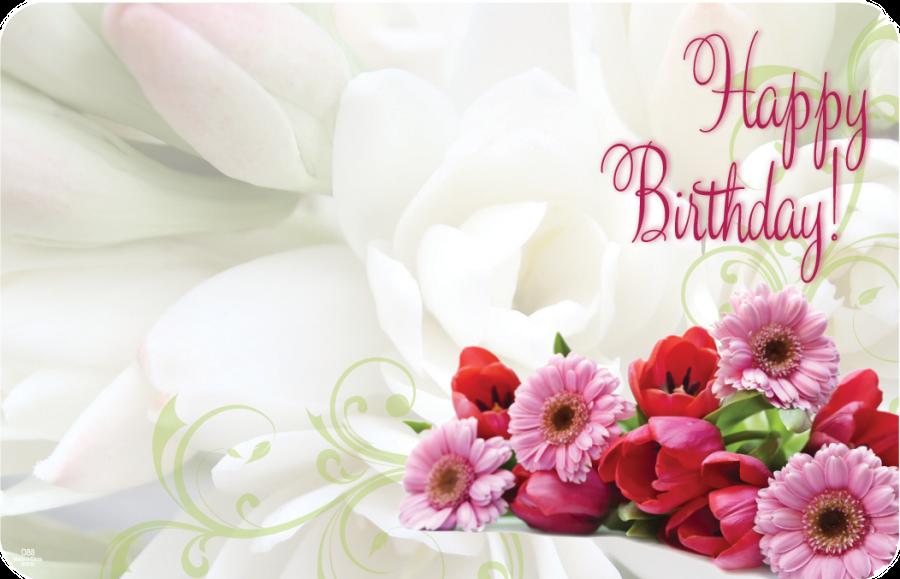Happy Birthday Cards Flowers ~ Paxton valley folk art happy birthday mom