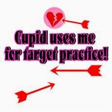 Cupid arrows, love, heart break