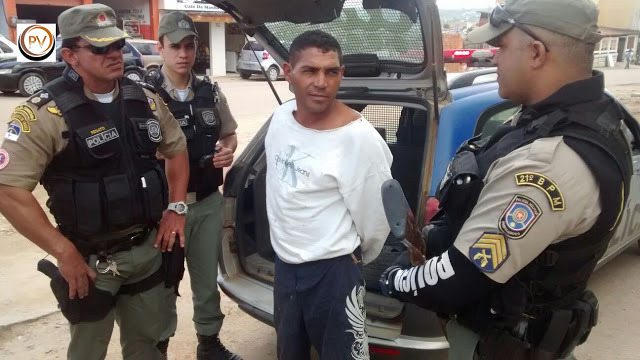 Polícia prende suspeito de assassinar agricultor no distrito de Pirituba