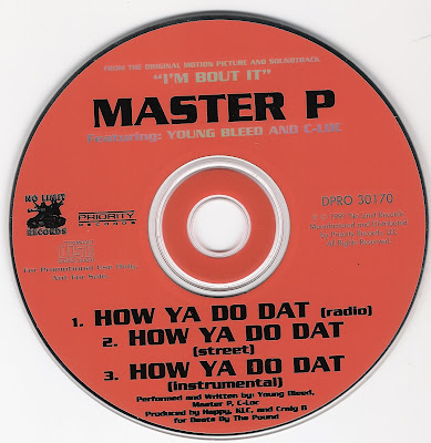 Master P – How Ya Do Dat (Promo CDS) (1997) (320 kbps)