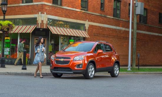 "Chevrolet Introduces 2015 Trax with New ""Hidden Gems"" Campaign"