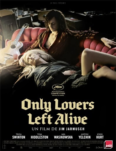 Ver Only Lovers Left Alive (2013) Online