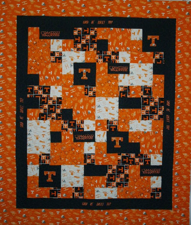 Leanne Strum Tennessee Quilt