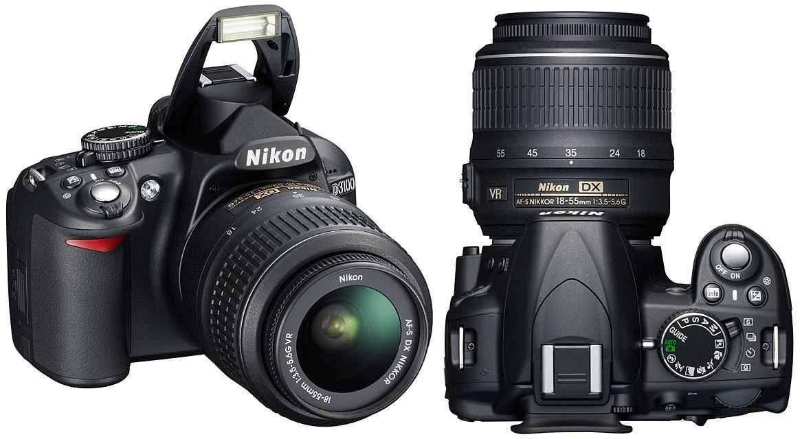 Daftar Harga Kamera Nikon D3100 Terbaru 2015