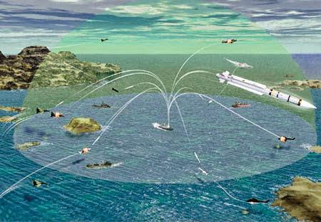 Hệ thống tên lửa hạm - đối - không VL Mica