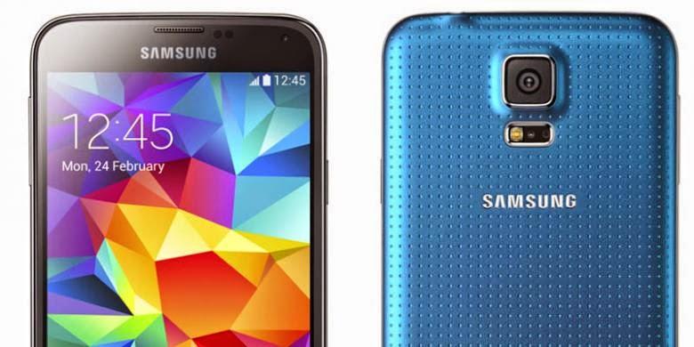 Spesifikasi dan Harga SAMSUNG Galaxy S5