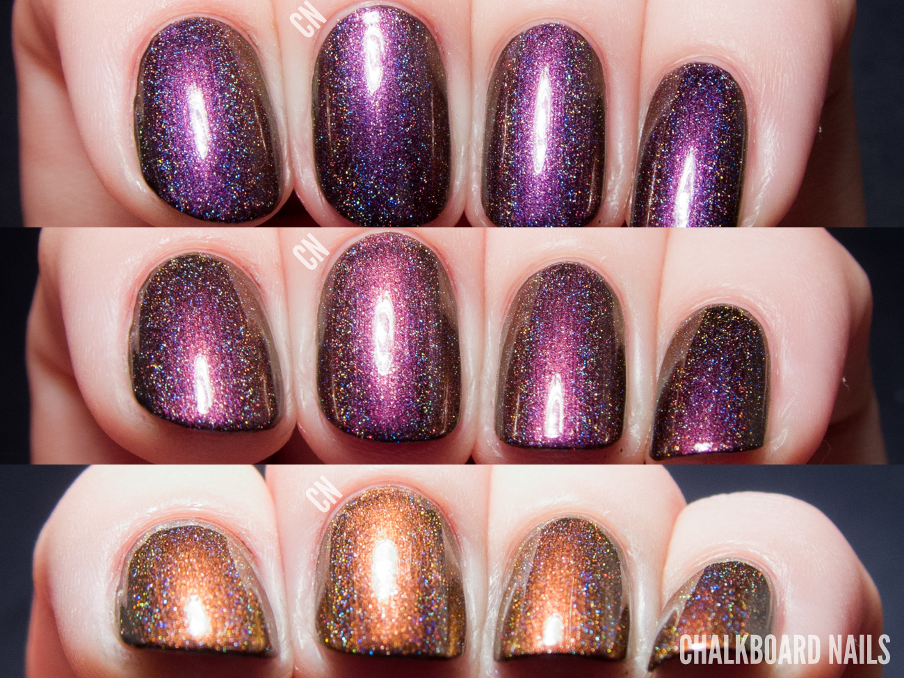 Glam Polish The Thing You Love Most via @chalkboardnails