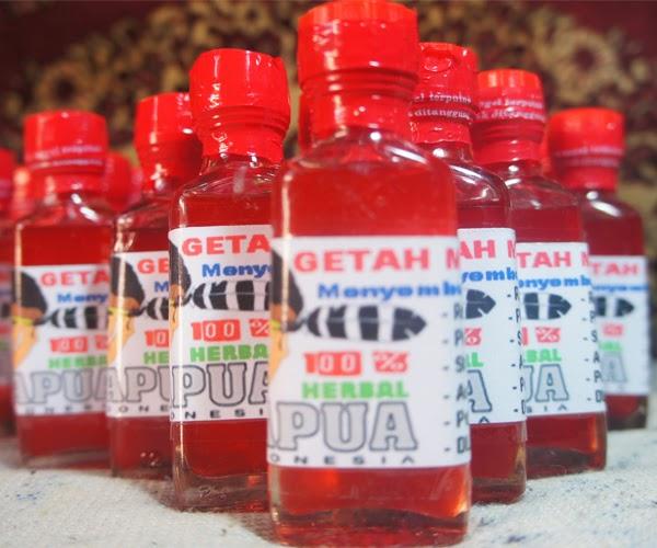 Getah merah papua