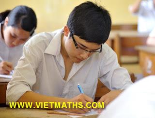 đề thi đại học môn toán khối a năm 2012, ký ức thi đại học