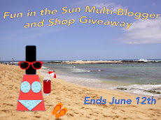 Fun in the Sun Multi-Blogger and Shop Giveaway