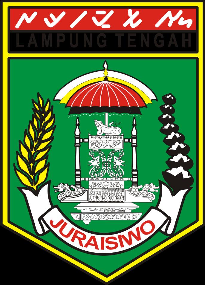 Logo Kabupaten Lampung Tengah - Kumpulan Logo Lambang