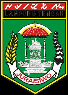 Logo Lampung Tengah Terbaru (Warna)