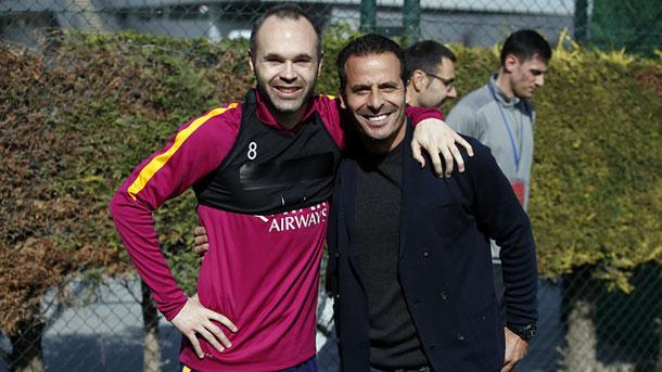 Giuly confía en que el FC Barcelona eliminará al Arsenal en Champions