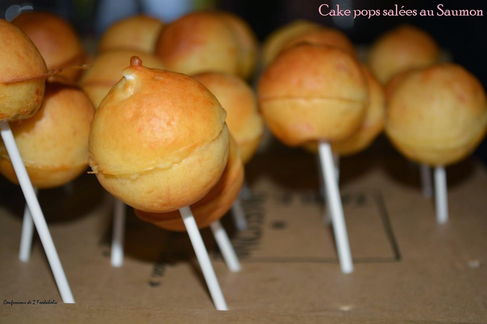 Cake Pop Sal Ef Bf Bd Au Saumon