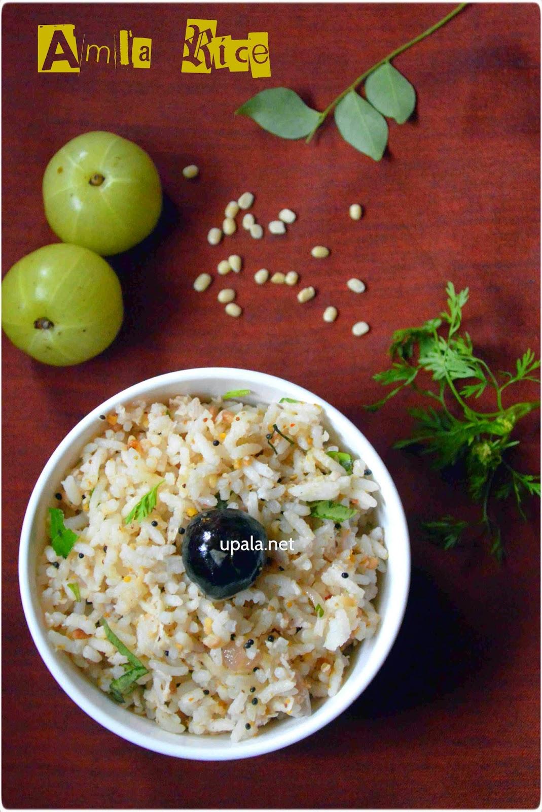 amla rice-nellikai