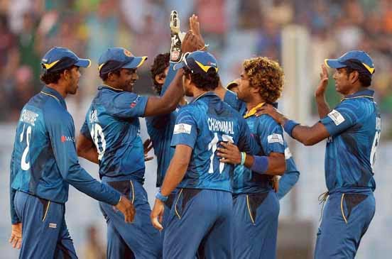 Sri Lanka beat South Africa by 5 runs in thrilling finish