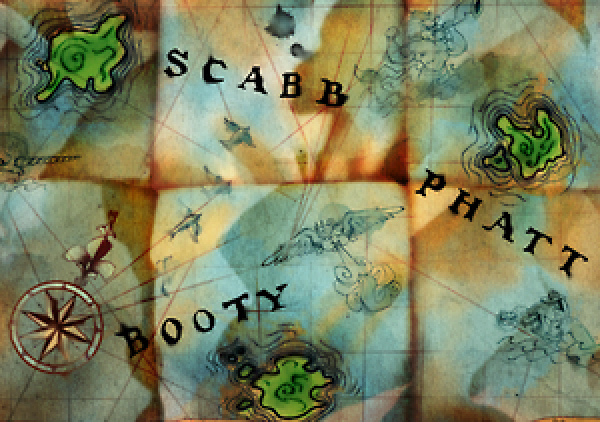 fuente del mapa de monkey island