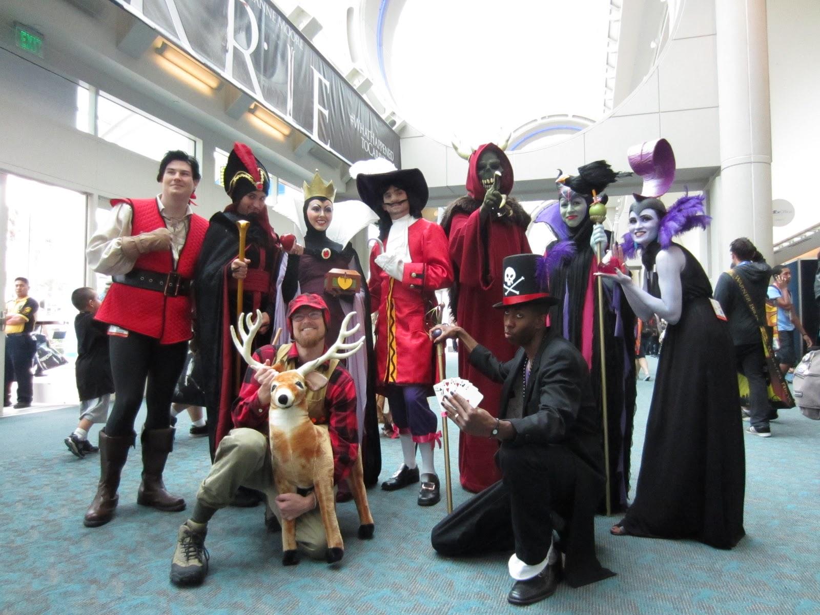 Disney Villains Cosplay Bambi
