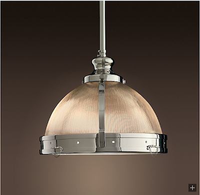 Restoration hardware clemson prismatic single pendant for When is restoration hardware lighting sale