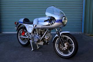 Ducati 750 Super Sport 1977