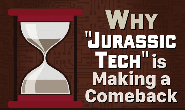 "Why ""Jurassic Tech"" is Making a Comeback"