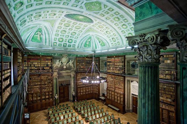 Sala dei Mappamondi - Accademia delle Scienze di Torino