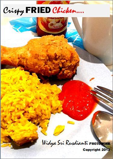 Resep Ayam Goreng Crispy Ala Kfc