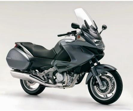 Honda Deauville Bikes Images