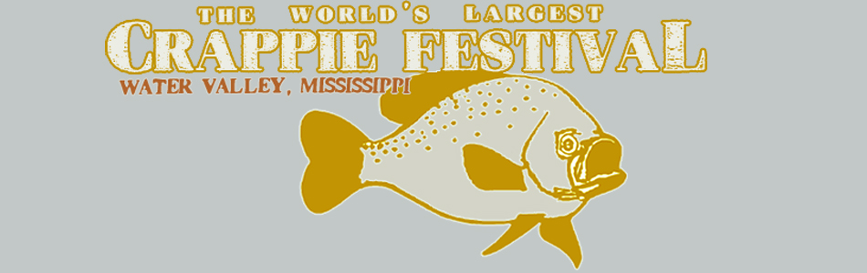 ......THE WORLD&#39;S LARGEST CRAPPIE FESTIVAL......