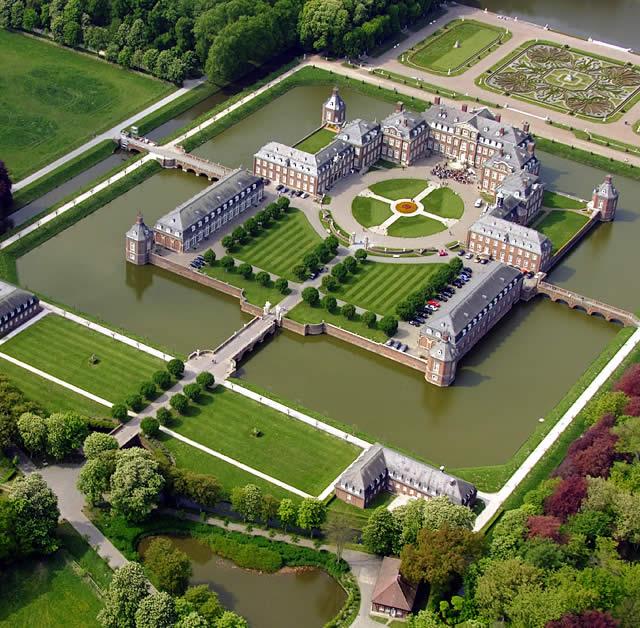 Schloss Nordkirchen Castle - Nordkirche, Germany