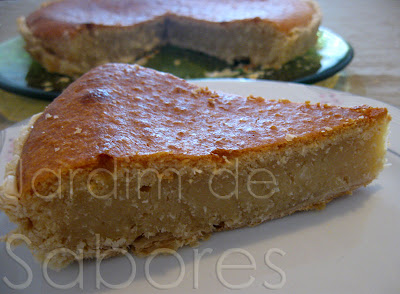 Tarte de Feijo e Cco