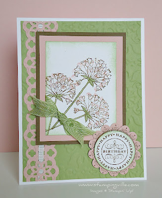 Simply Soft Stamp Set by Stampin' Up!