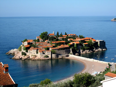 (Montenegro) - Sveti Stefan - Budva