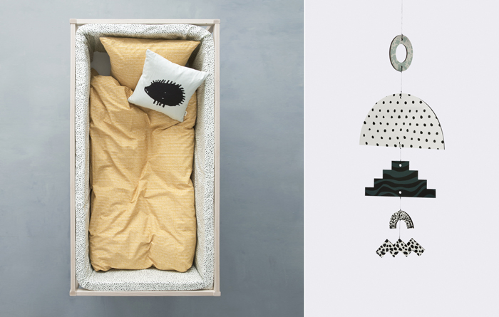 Ferm Living for baby room