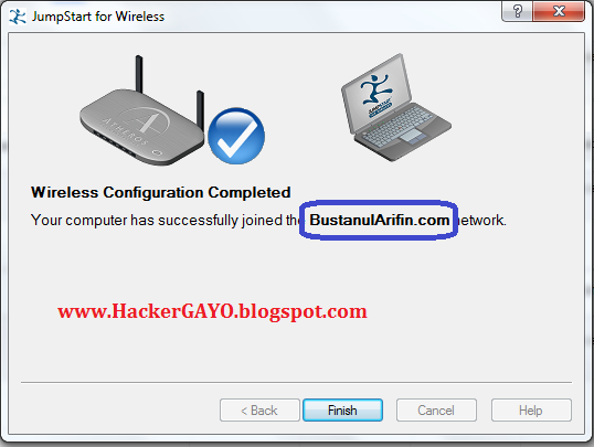 cara hacker wifi