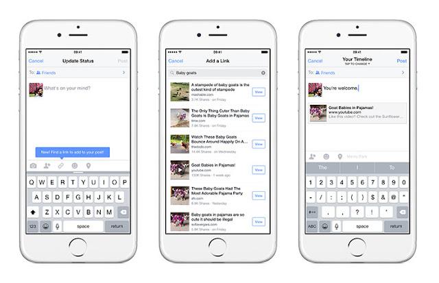فيسبوك تضيف ميزة جديدة في تطبيق ميسنجر Messenger