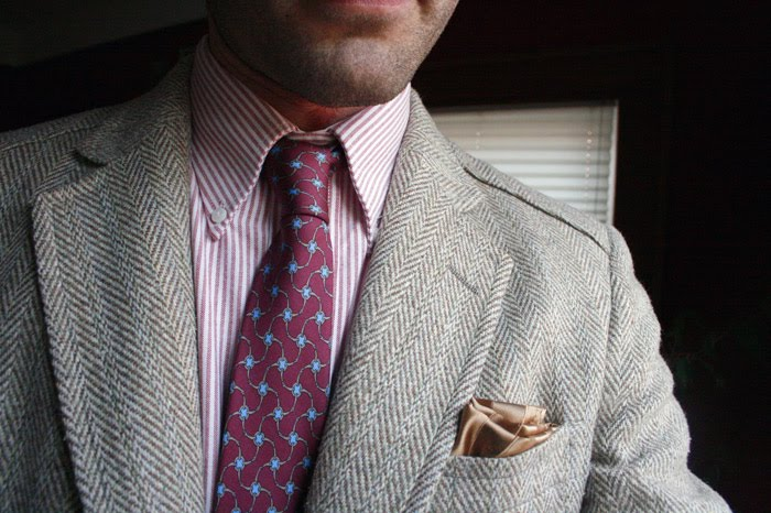 tweed and hermes