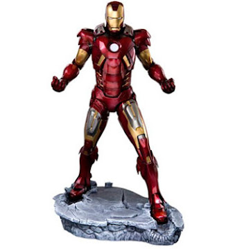 IRON MAN Mark VII The Avengers